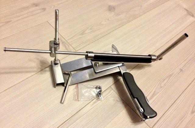 инструкция к точилке для ножей алиэкспресс
